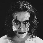 Brandon Lee: Eric Draven (The Crow)
