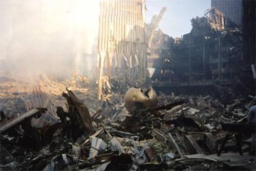 World Trade Center szökőkút