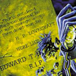 Iron Maiden: Live after Death, H.P. Lovecraft